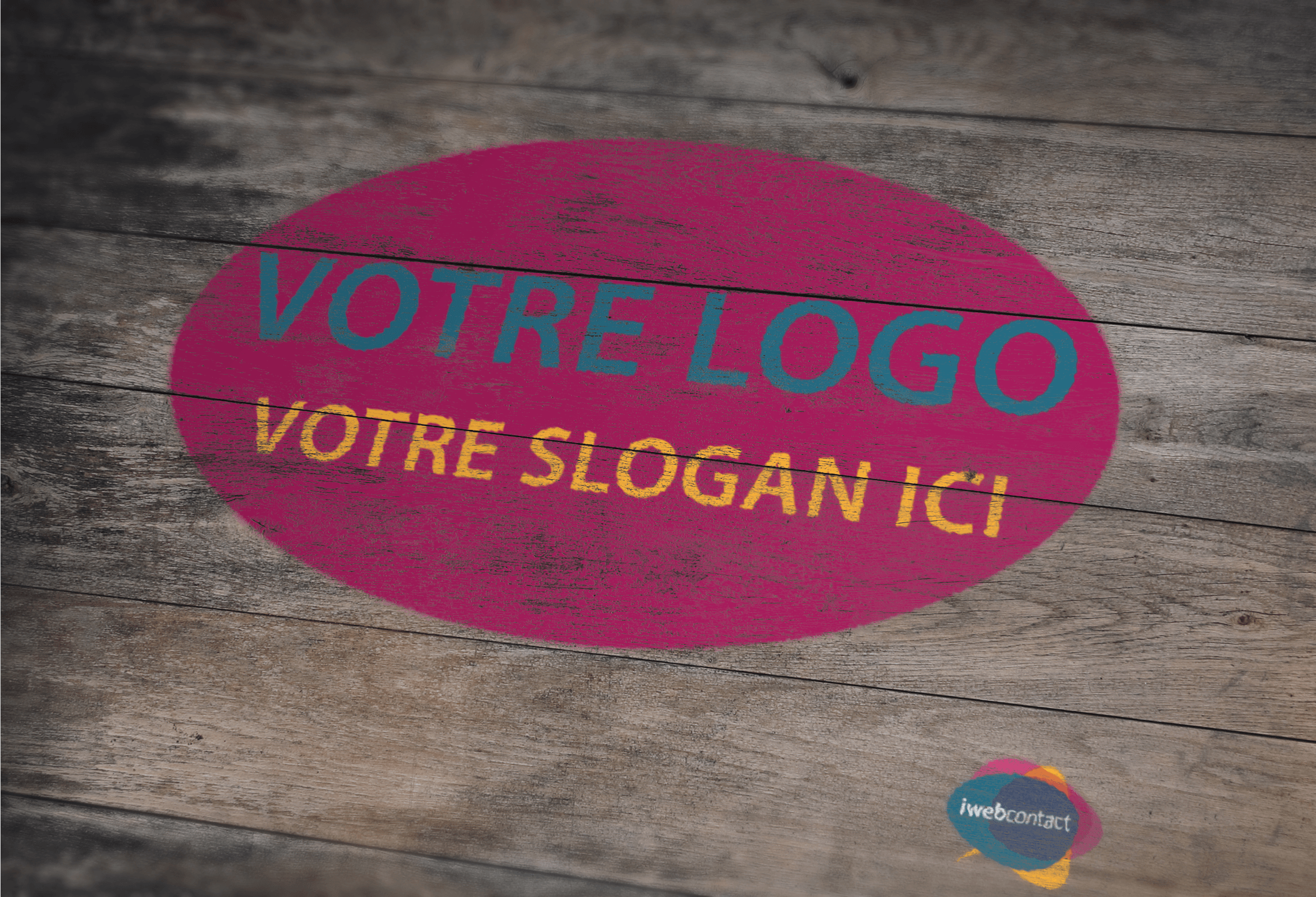 Painted-Wood-Logo-iWebContact