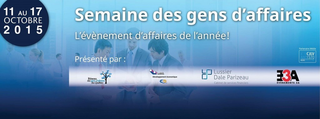 Semaine des gens d'affaires du Québec
