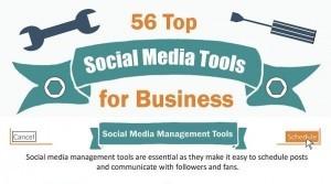 56 outils pour mieux gérer vos médias sociaux