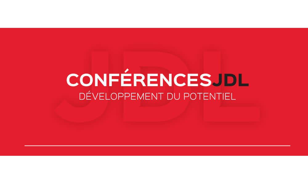 Conférences JDL
