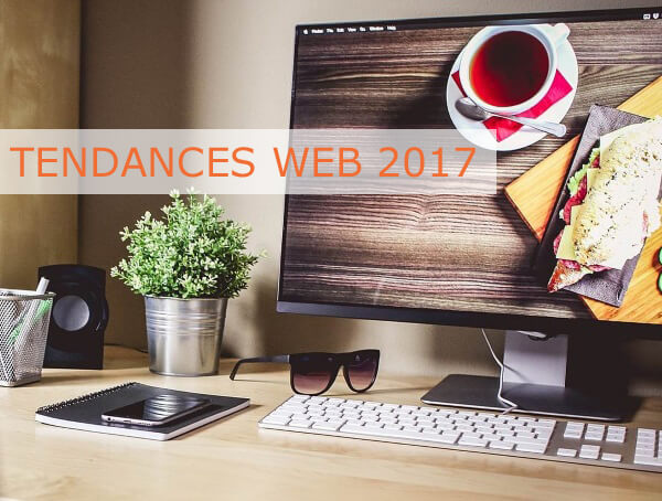 Tendances web 2017