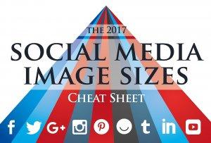 Réseaux sociaux : dimensions des images en 2017