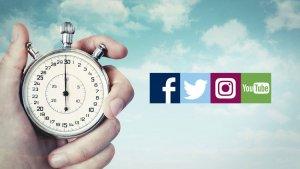 La durée optimale d'une vidéo sociale